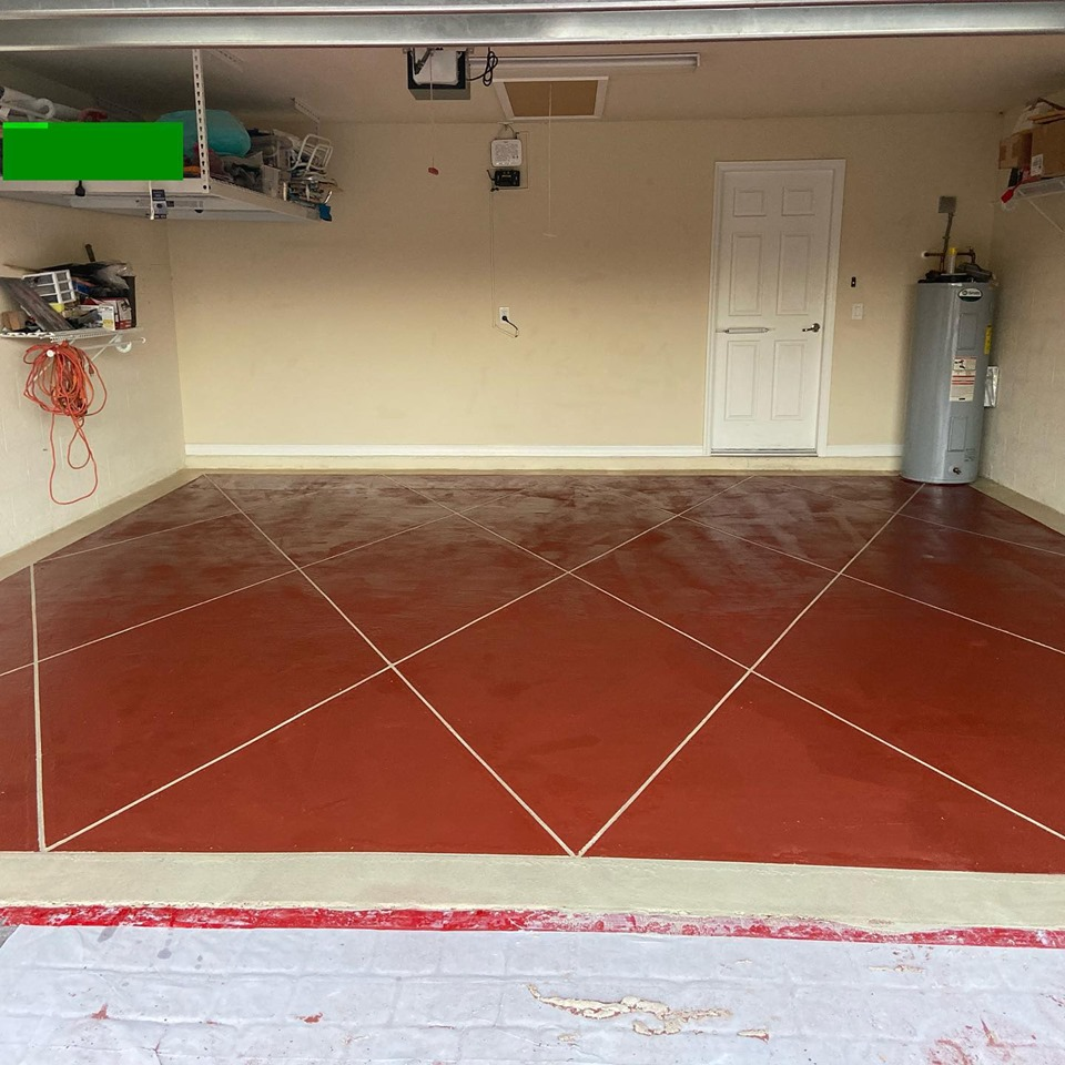 Epoxy Floor Questions: Epoxy Garage Flooring